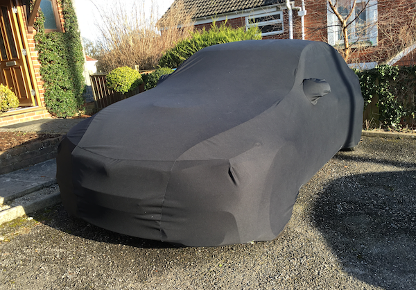 BMW Guanto Indoor / Outdoor Car Cover from Coveryourcar.co.uk