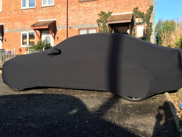 BMW Guanto Teflon Coated Stretch Car Cover