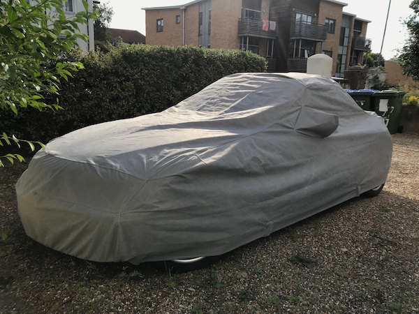 BMW Cielo Custom Outdoor Cover - BMW Z3M Example