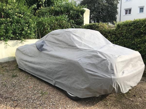 Cielo BMW Custom Cover - Z3 Roadster