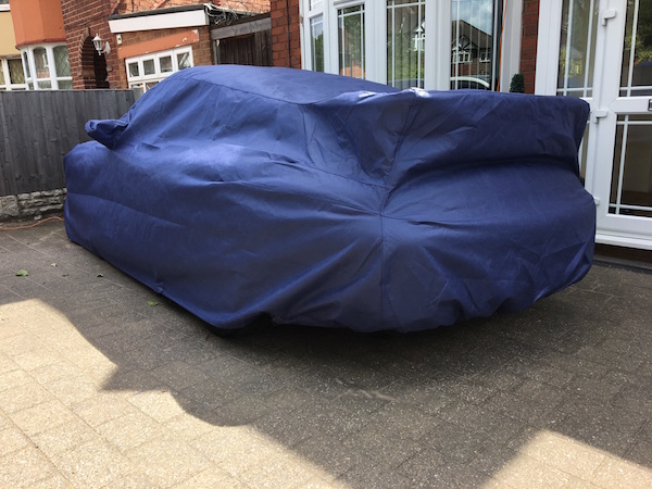 Porsche GT3 Custom Car Cover