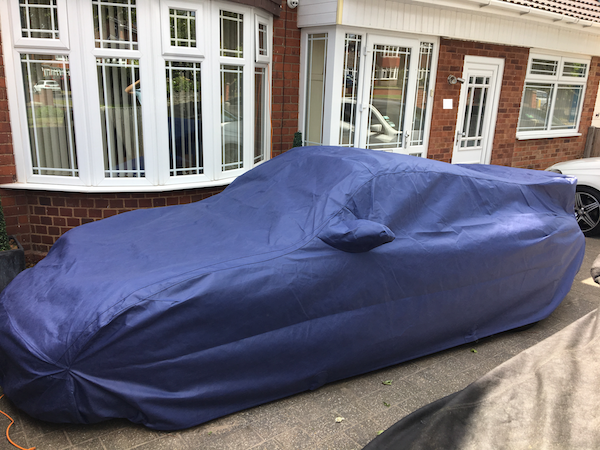 Porsche GT3 Fitted Outdoor Car Cover - Coveryourcar.co.uk