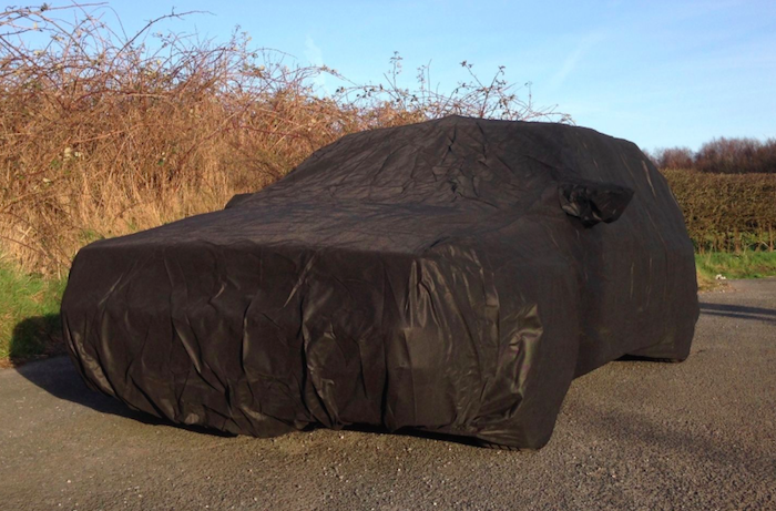 VW Golf Sahara Indoor Car Cover