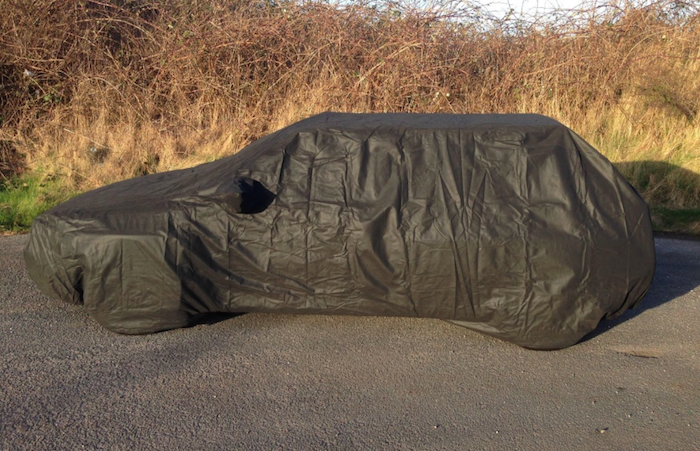 Indoor Car Cover for VW Golf