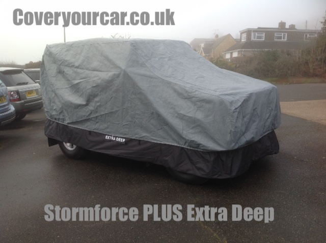 Stormforce Plus EXTRA DEEP for Land Rover