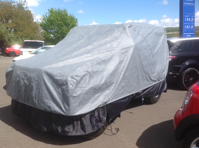 Stormforce Extra Deep Car Cover