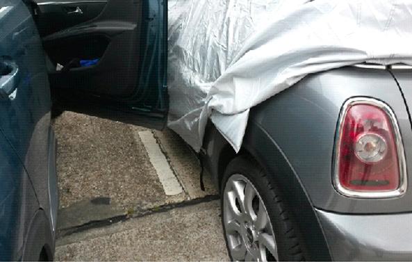 Door Buffer Pad Protection Option