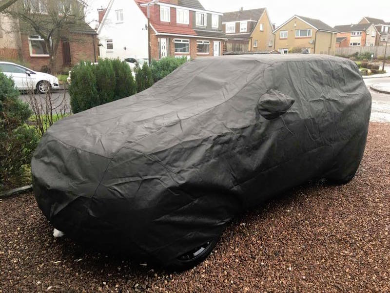 Jeep Custom Fit Outdoor Car Cover