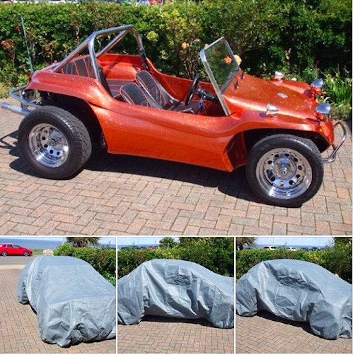 Beach Buggy SWB Stormforce Outdoor Car Cover