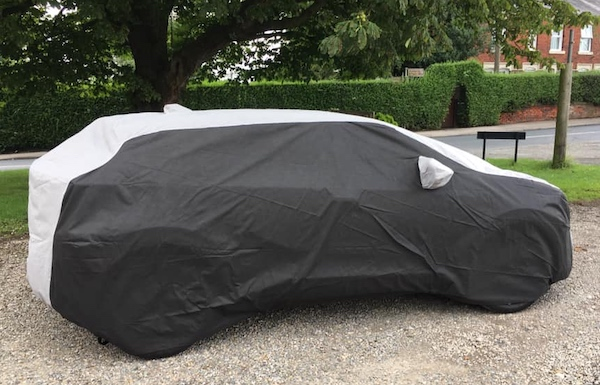 Toyota C-HR Fully Fitted Outdoor Car Cover