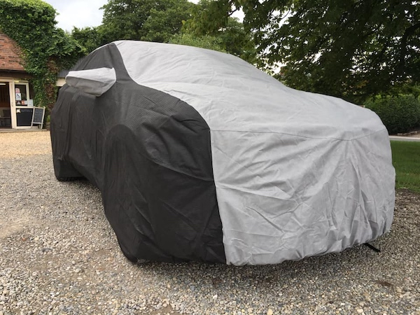 Volvo Cielo Outdoor Car Cover
