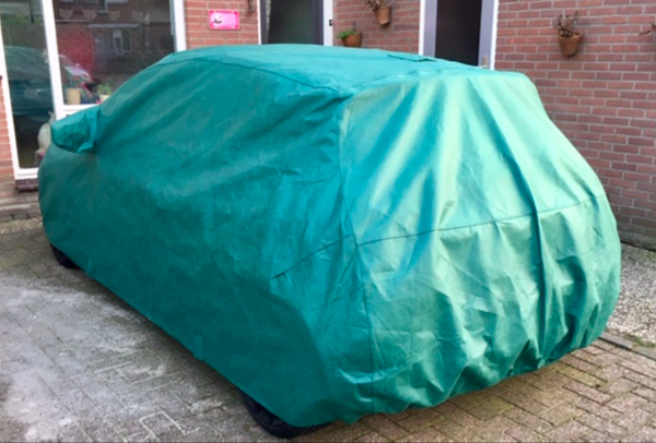 Volvo Fitted Outdoor Car Cover
