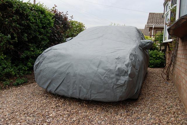 Sierra Sapphire Stormforce Car Cover