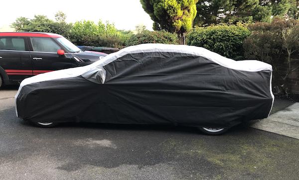 BMW 330 Clubsport Cielo Car Cover