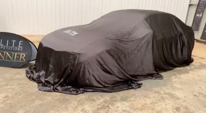 Silky Car Reveal Cover