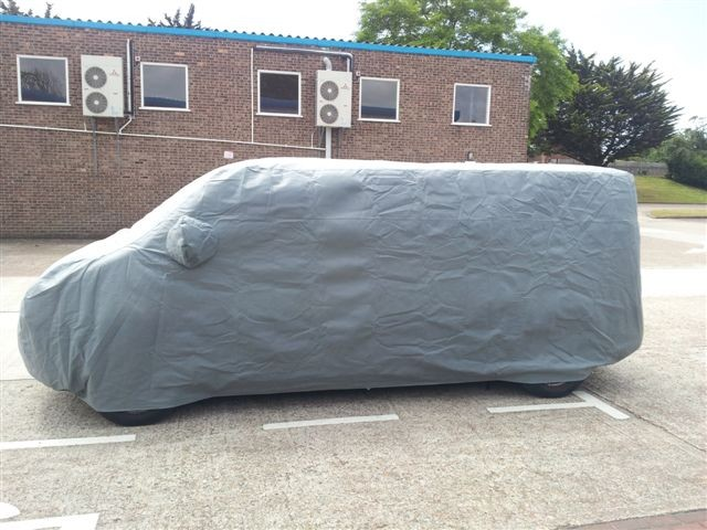 Ford Transit Van Stormforce Car Cover
