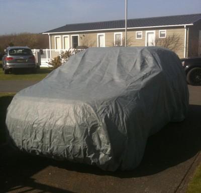 Kia Sportage Stormforce Car Cover