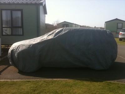 Kia Sportage Stormforce Outdoor Car Cover