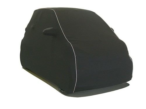 Smart Car For Two Custom Indoor Car Cover