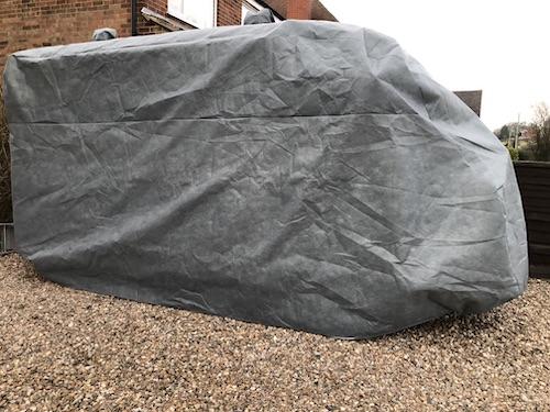Citroen H Y Van Stormforce PLUS Car Cover with Flues