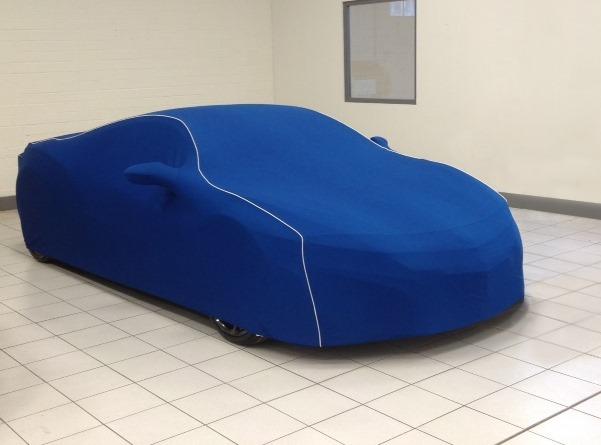 Ferrari SOFTECH Custom Car Cover