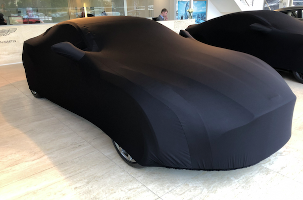 Aston Martin Softech Stretch Indoor Car Cover