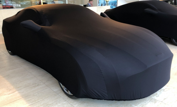 Smart Roadster Softech Stretch Indoor Car Cover