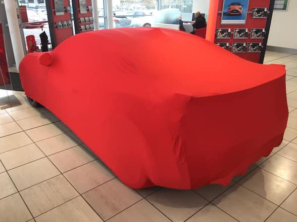 Subaru BRZ Softech Stretch Indoor Car Cover