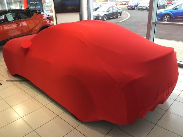 Supra 2020 Indoor Car Cover