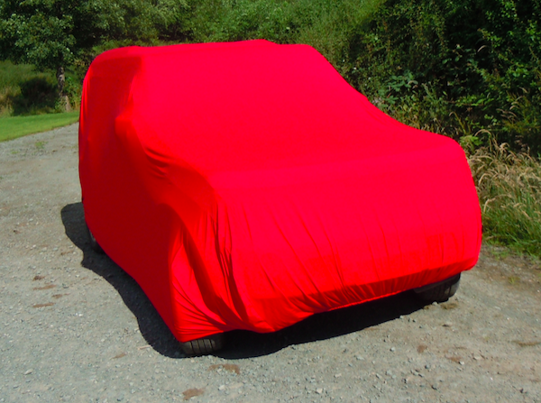 Jeep Stretch Indoor Car Cover