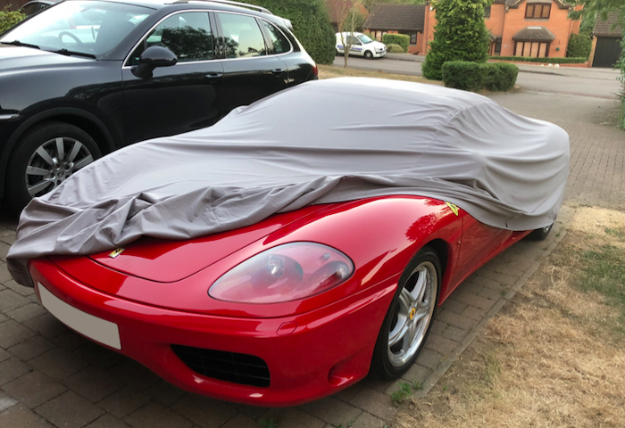 Ferrari Ultimate Outdoor Car Cover