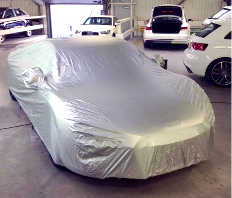 Audi R8 Voyager Indoor / Outdoor Car Cover