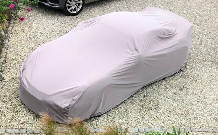 Honda Civic Luxury Outdoor Car Cover