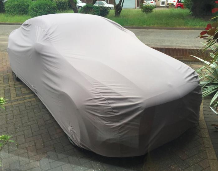 Volvo Luxury Outdoor Car Cover