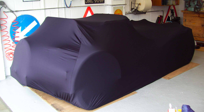 Caterham Super Soft and Stretch Indoor Car Cover