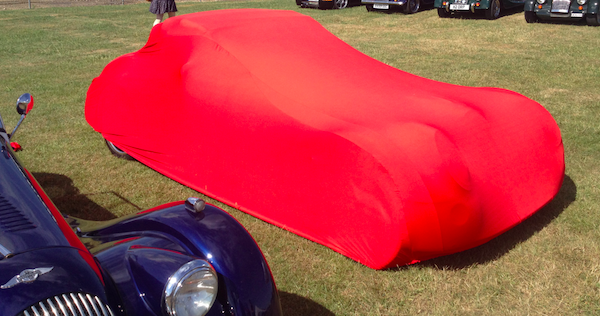 Morgan Soft Stretch Indoor Car Cover
