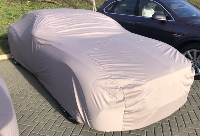 Rover Luxury, Stretch Fit Outdoor Car Cover