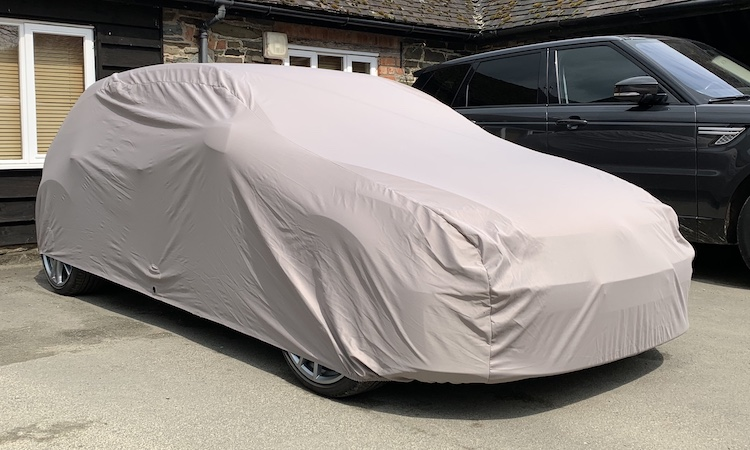 Skoda Luxury Outdoor Car Cover