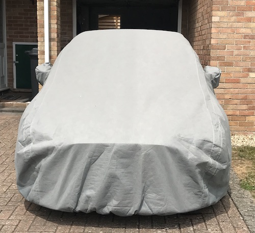 Ford Focus RS MK3 Fitted Outdoor Car Cover