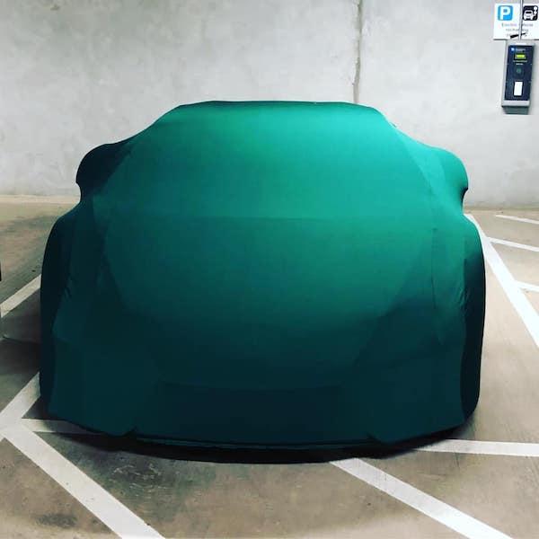 Lamborghini Soft, Stretchy Indoor Car Cover Lamborghini
