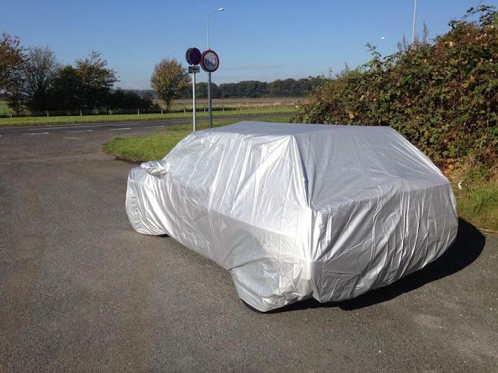 Lancia Delta Integrale Outdoor Car Cover