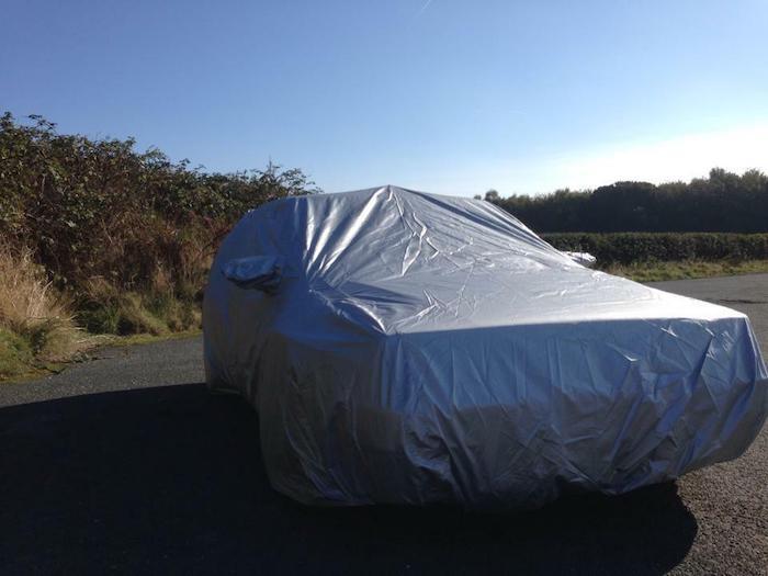 Integrale Car Cover