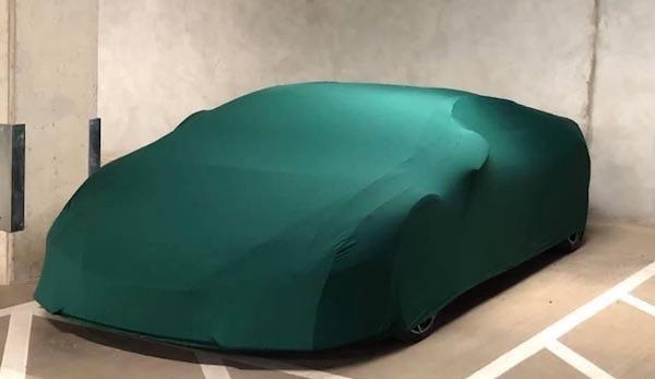 Indoor Car Cover For McLaren