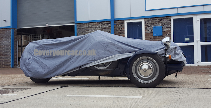 Lomax 3 Wheeler Outdoor Car Cover