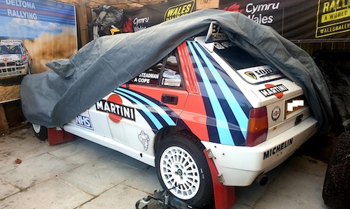As supplied to Deltona Rallying UK