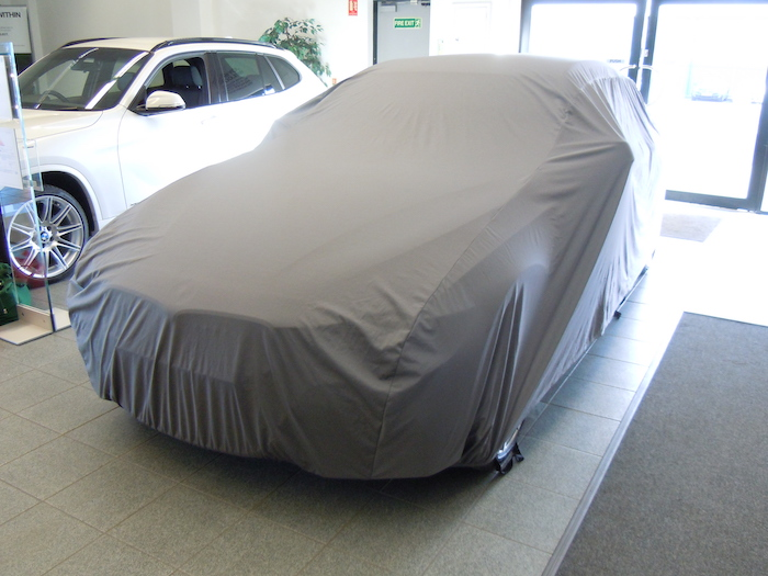 BMW Luxury, Stretch Fit Outdoor Car Cover
