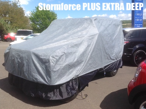 Range Rover EXTRA DEEP Stormforce Car Cover