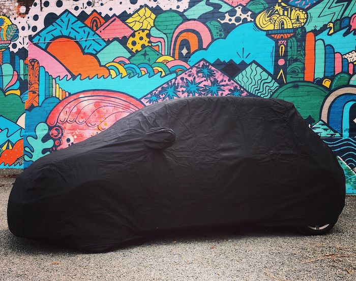 500 Abarth Sahara Indoor Car Cover