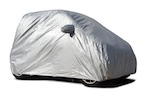 Smart Car ForTwo (all models) Voyager Fitted Car Cover for indoor/outdoor use.