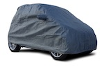 Smart Car STORMFORCE Fortwo & Fortwo Cabrio Fitted Car Cover for outdoor use. ( all versions )
